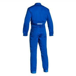 Sparco overall blauw MS 3
