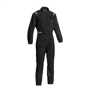 Sparco overall zwart MS 3