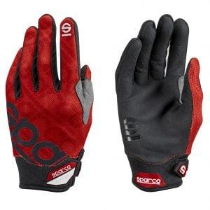 Sparco Handschonen rood