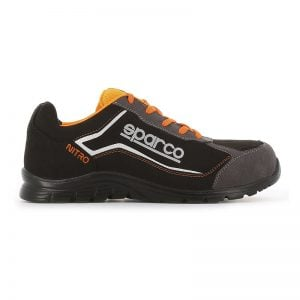 Sparco Nitro Orange Side view