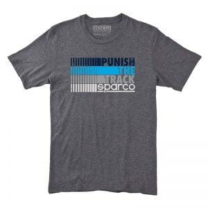 Sparco t-shirt light grey