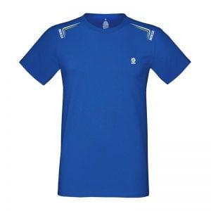 Sparco t-shirt blauw