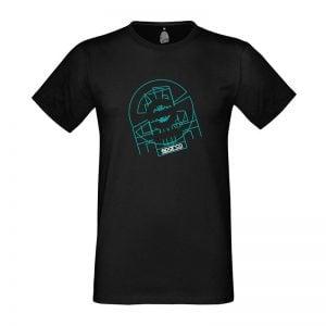 Sparco t-shirt zwart