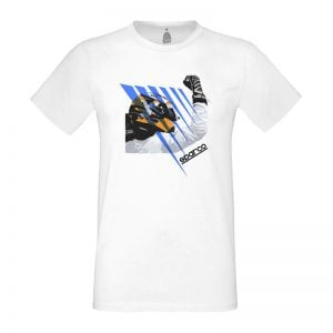 Sparco t-shirt wit