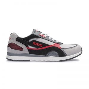 Sparco SH 17 Grijs Rood
