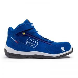 Sparco Racing Evo Blauw