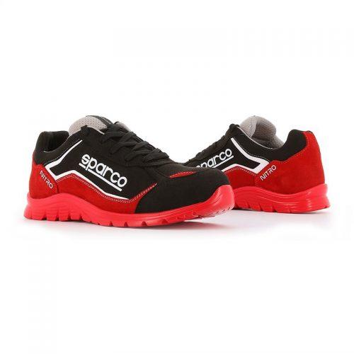Werkschoenen Sneakers Dames.Werkschoenen Dames Lichtgewicht S3 Ultra Licht Sparco Werkschoenen