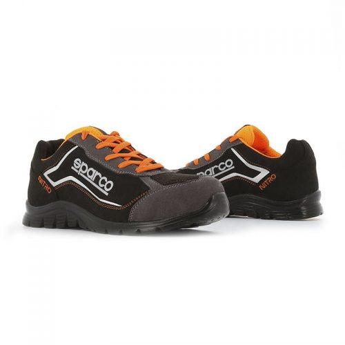 Werkschoenen Heren Sneakers.Werkschoenen Sneakers Ultra Licht Stevig Sparco Werkschoenen